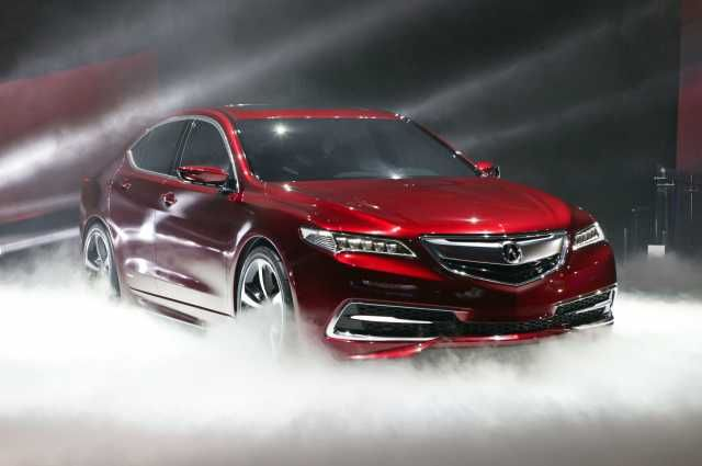 Beautiful 2016 Tlx Review