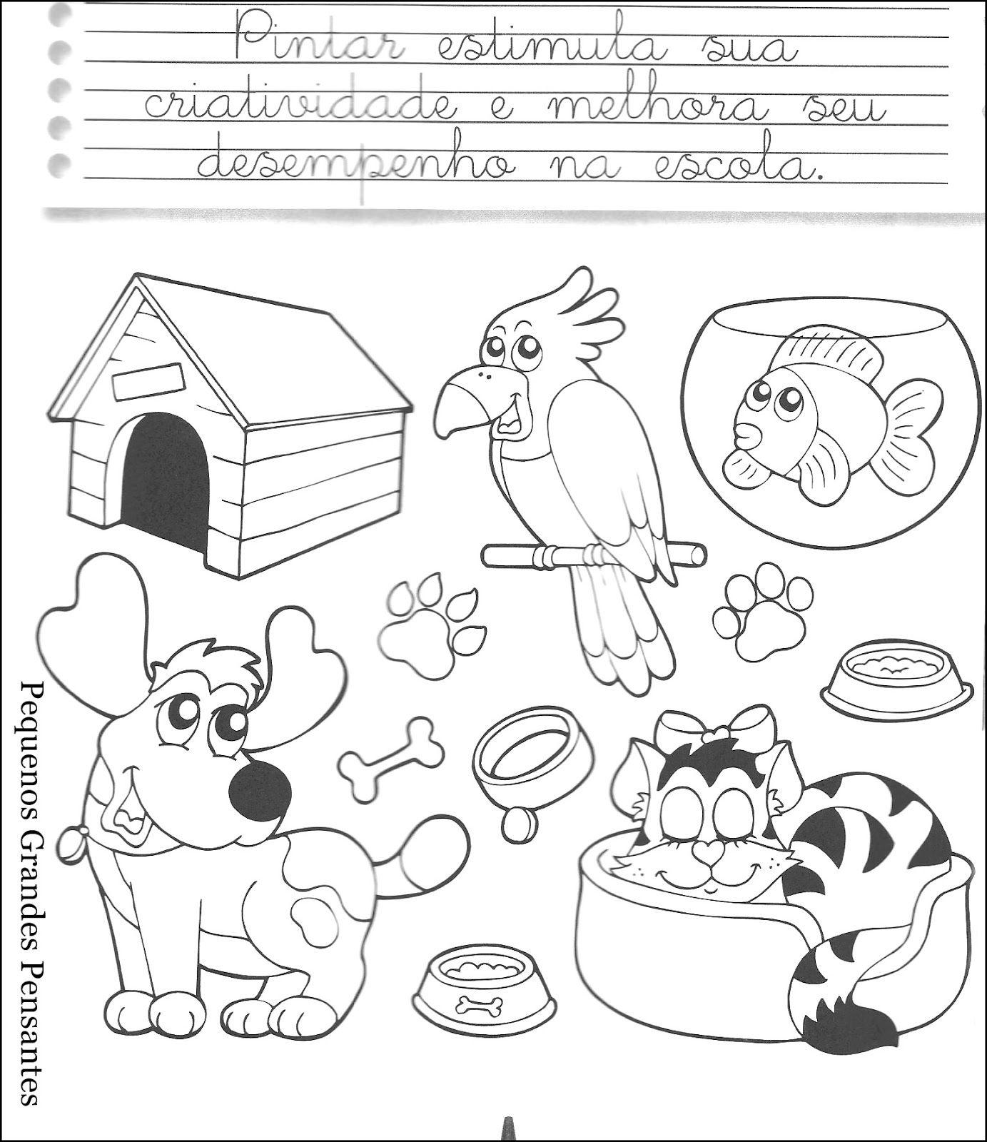 Atividades Percepcao Visual Na Educacao Infantil Atividades