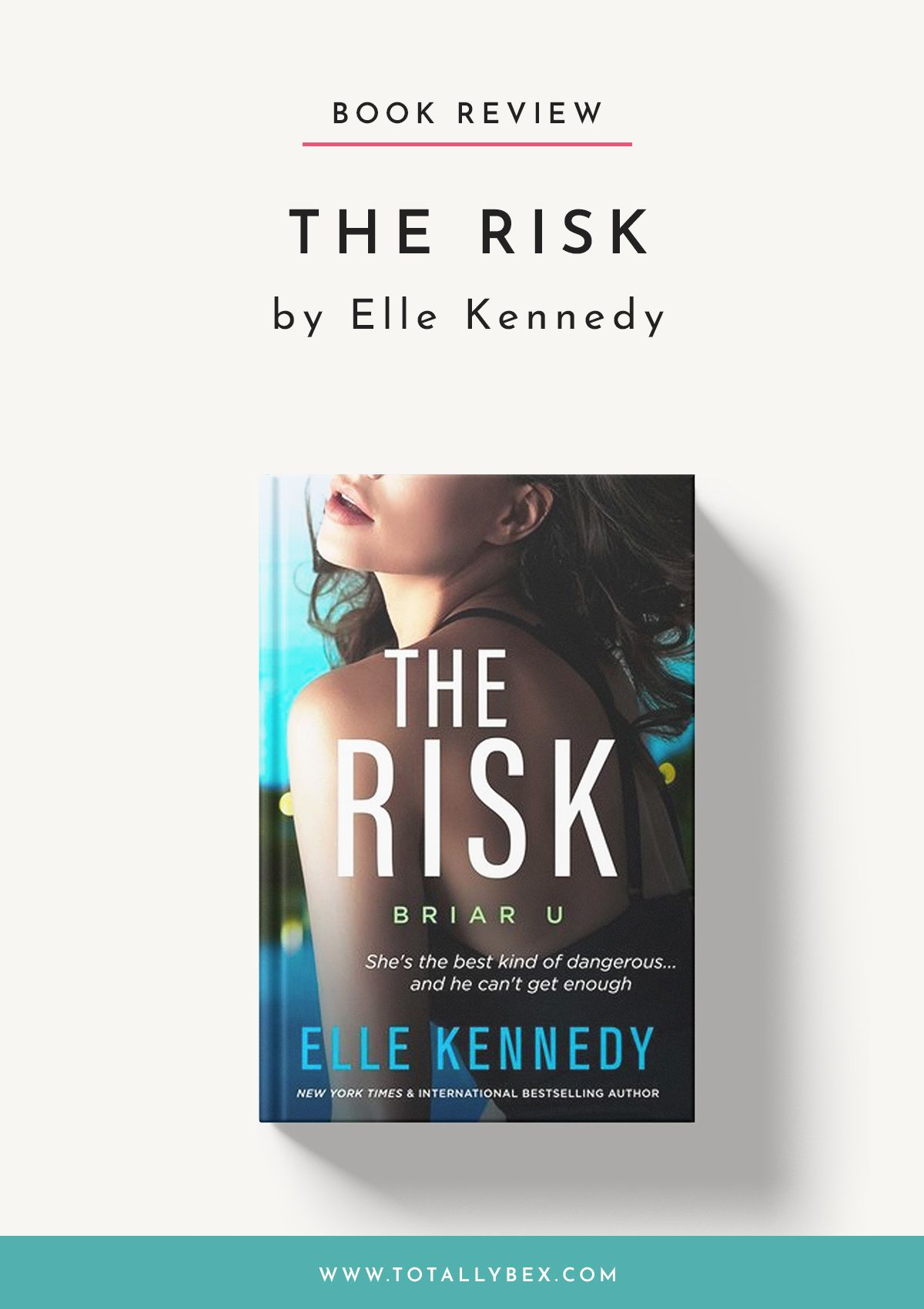 The Risk By Elle Kennedy A Slow Burning And Sassy Sports Romance Sports Romance Books Romance Books Contemporary Romance Books