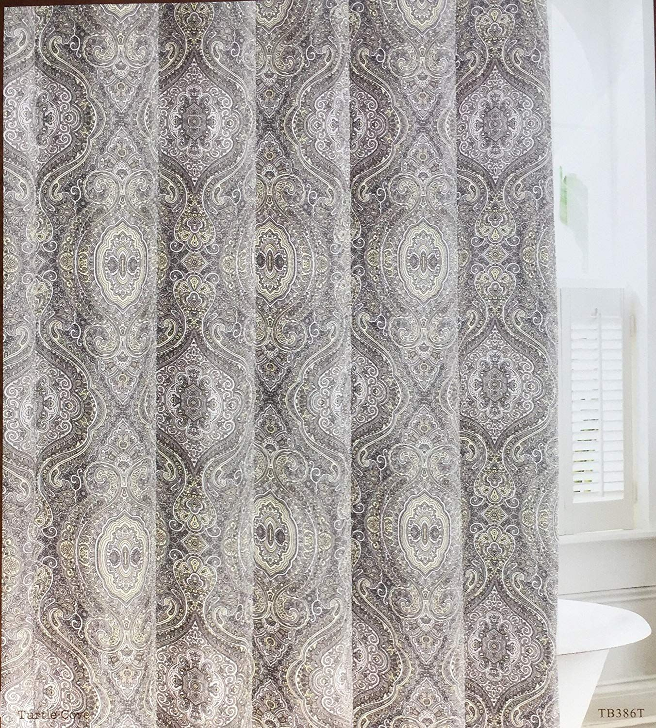 49 99 Tommy Bahama Turtle Cove Shower Curtain Tommy Bahama