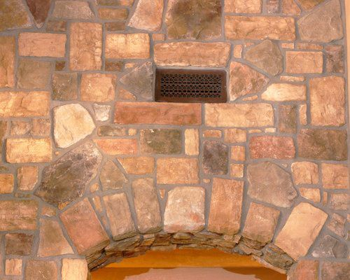 Tuscan Metal Vent Cover Decorative Vent Cover Stone Wall Cladding Vent Covers