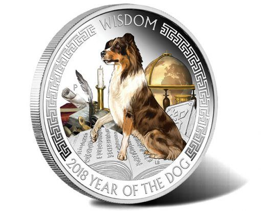 Perth Mint of Australia 2018 Collector Coins for December | Gold