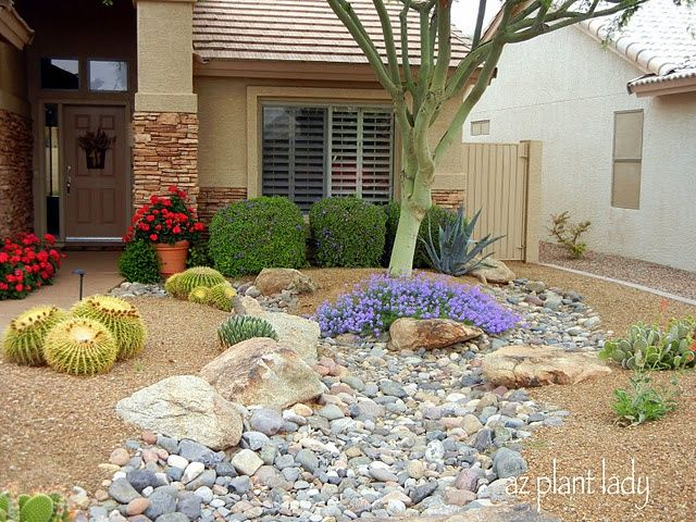 Image Result For Best Arizona Front Yards Front Yard Landscaping
