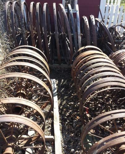 Iron Wagon Wheels Ebay Wagon Wheel Antique Cast Iron Iron
