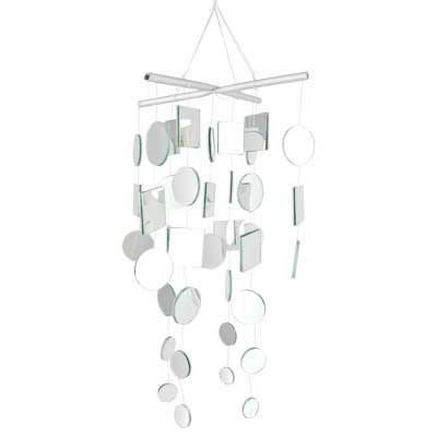 Woodstock Chimes Medium Mirror Chime