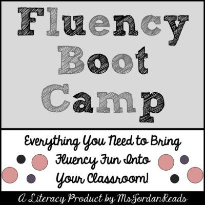 Break up the mid-winter slump and bring a Fluency Boot Camp into your classroom! What is a Fluency Boot Camp? No… you will not be shipping your students off (sorry), nor will students have to march around the room (your choice), but I can guarantee that your students' brains will be sweating as they participate …