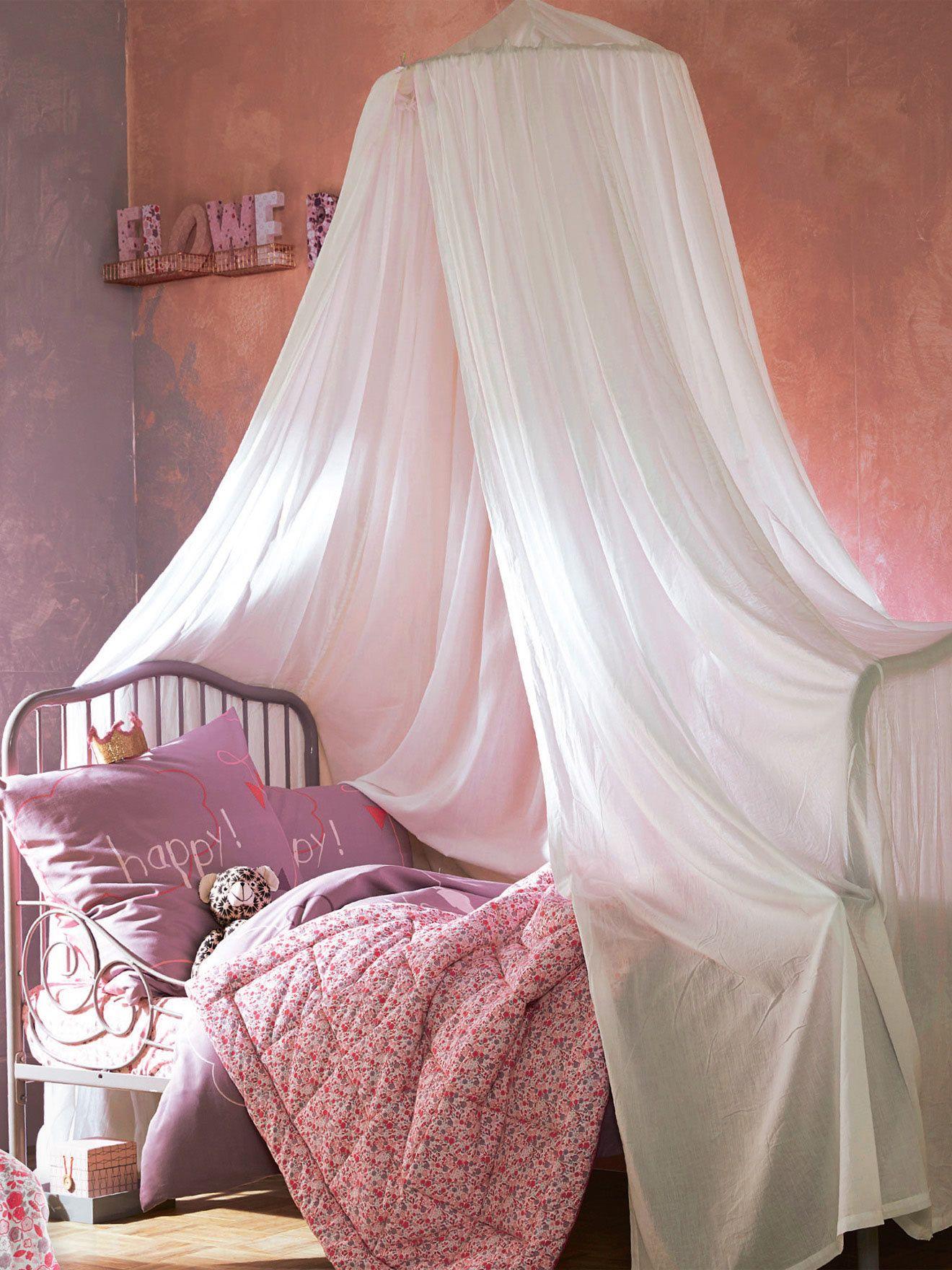 Vertbaudet Betthimmel für Kinder in weiß | Kids room | Pinterest ...