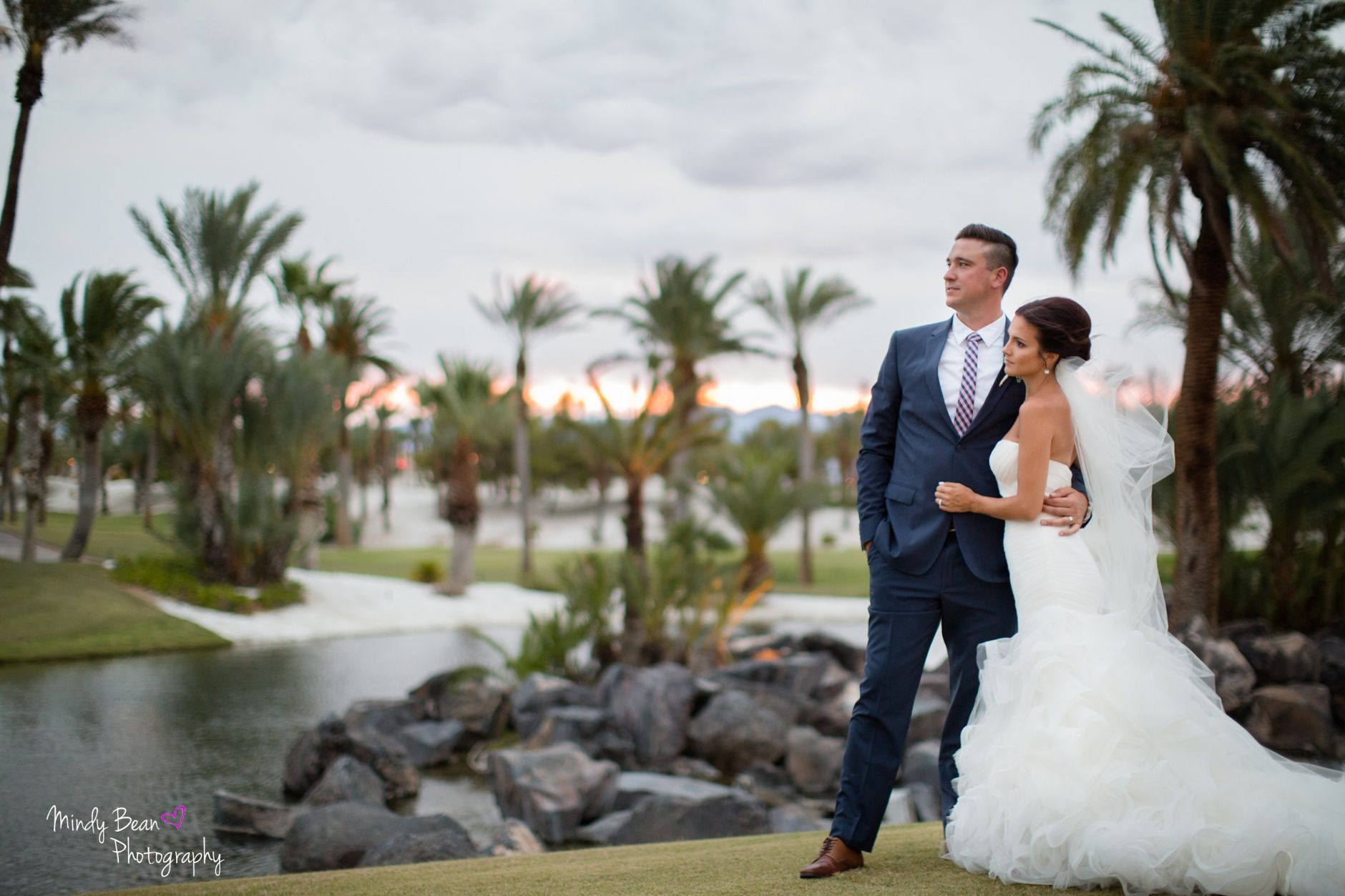 Las Vegas Wedding Destination Venue Cili Restaurant Golf Course