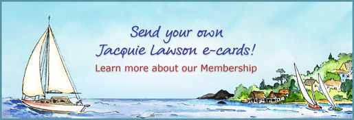 Jacquie Lawson Membership Animated Ecards Animated Greeting