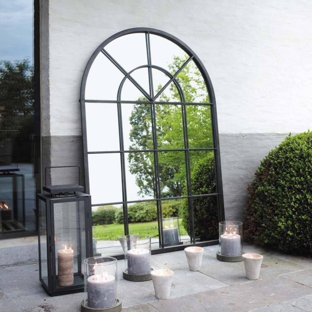miroir style industriel maison du monde. Black Bedroom Furniture Sets. Home Design Ideas