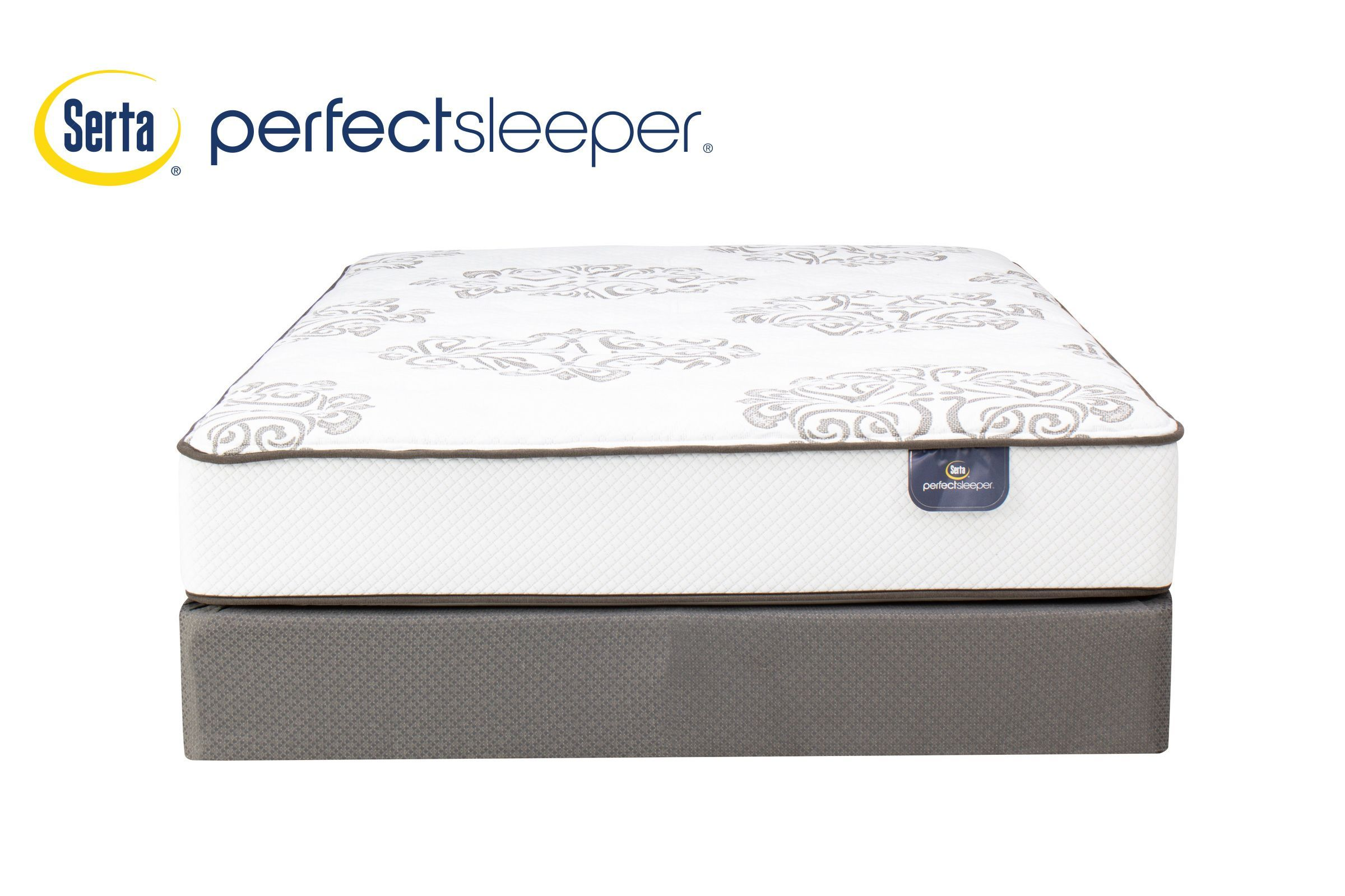 Serta Perfect Sleeper Glidewell Plush Has Features Built In That