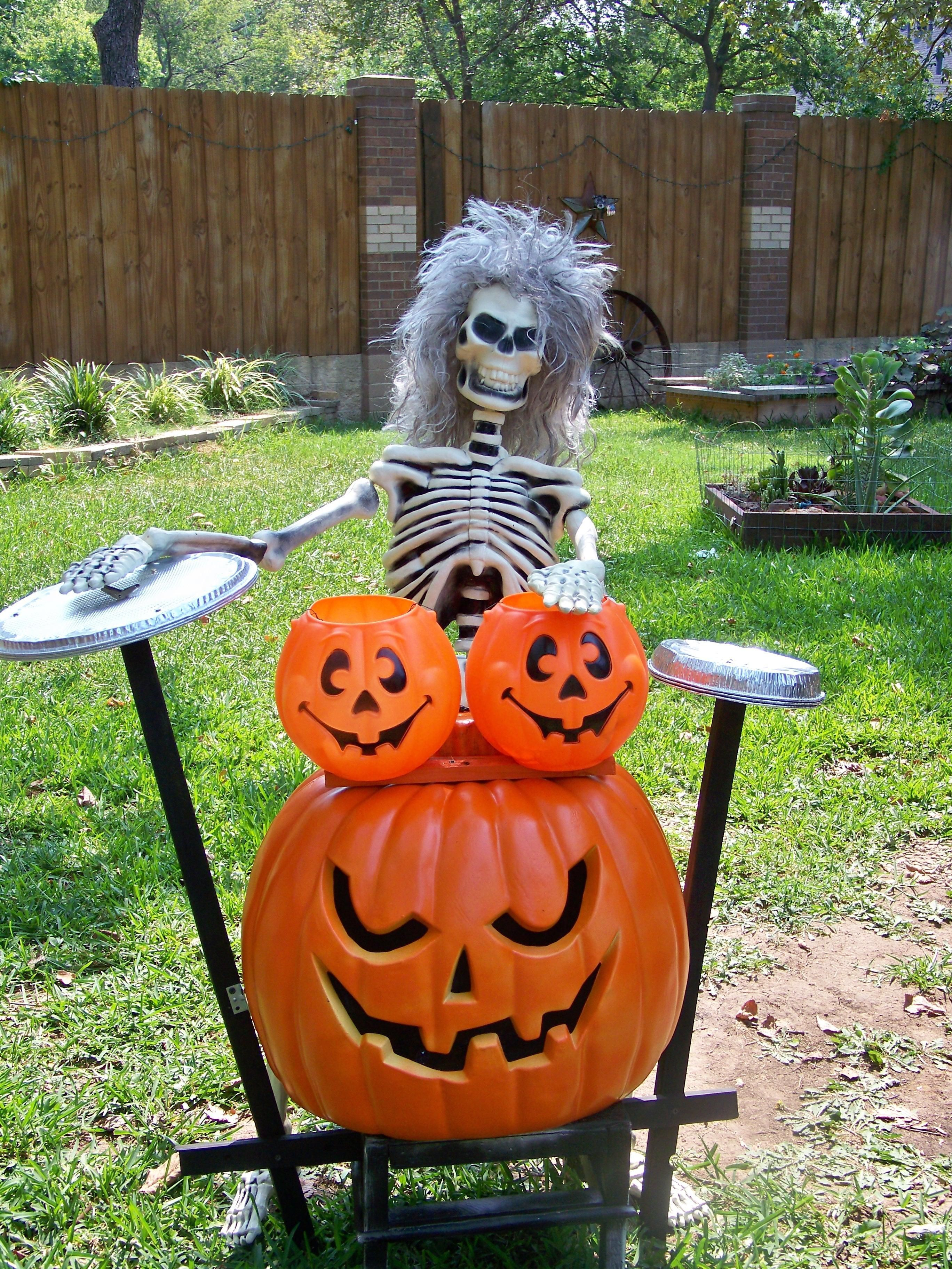 Ideas & Inspirations Halloween Decorations, Halloween Decor Halloween Outdoor Decorations
