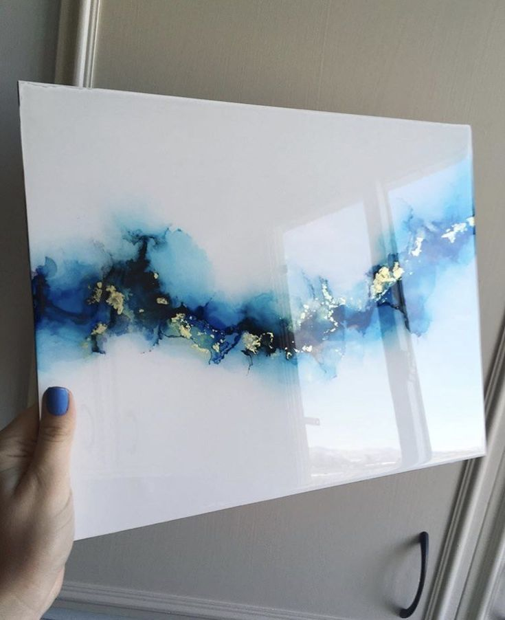 Artist Share Their Alcohol Ink Tips