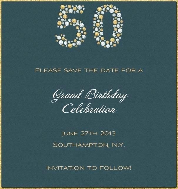 save the date birthday invitations epic save the date