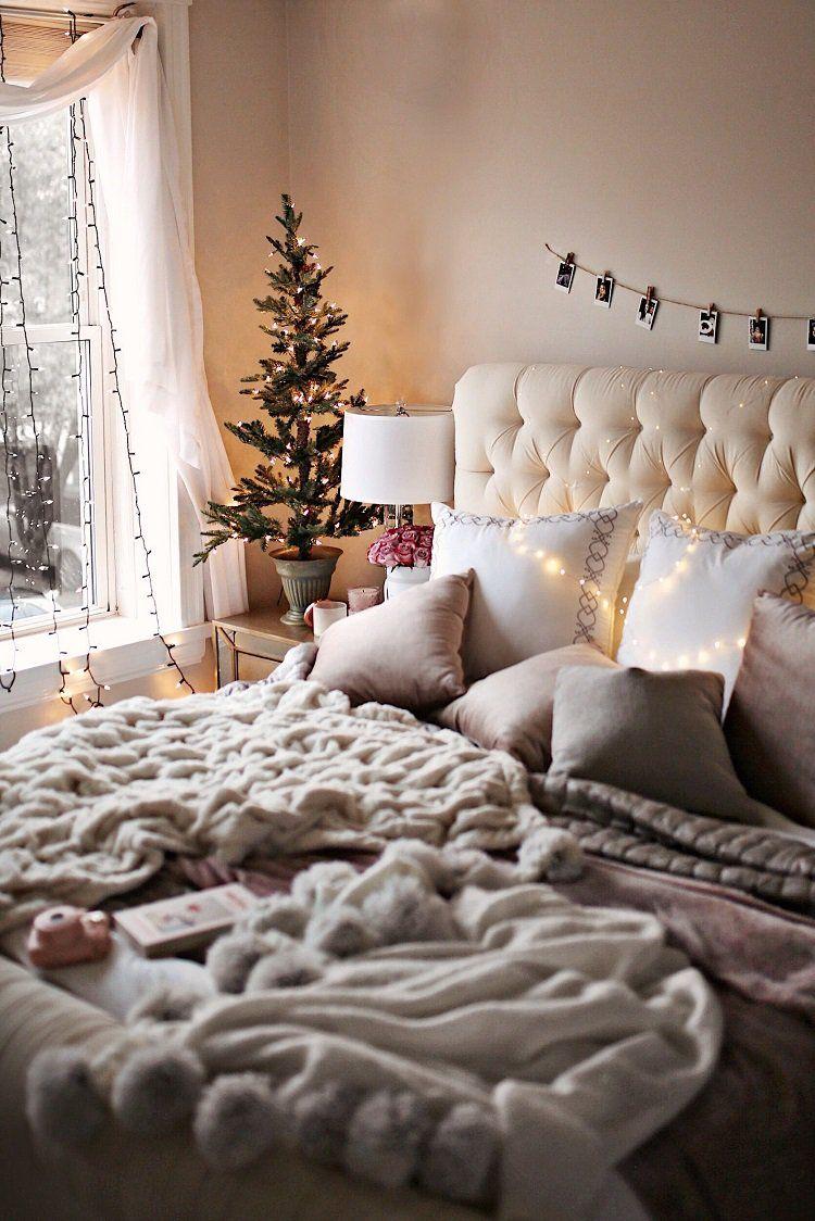 Deco chambre noel