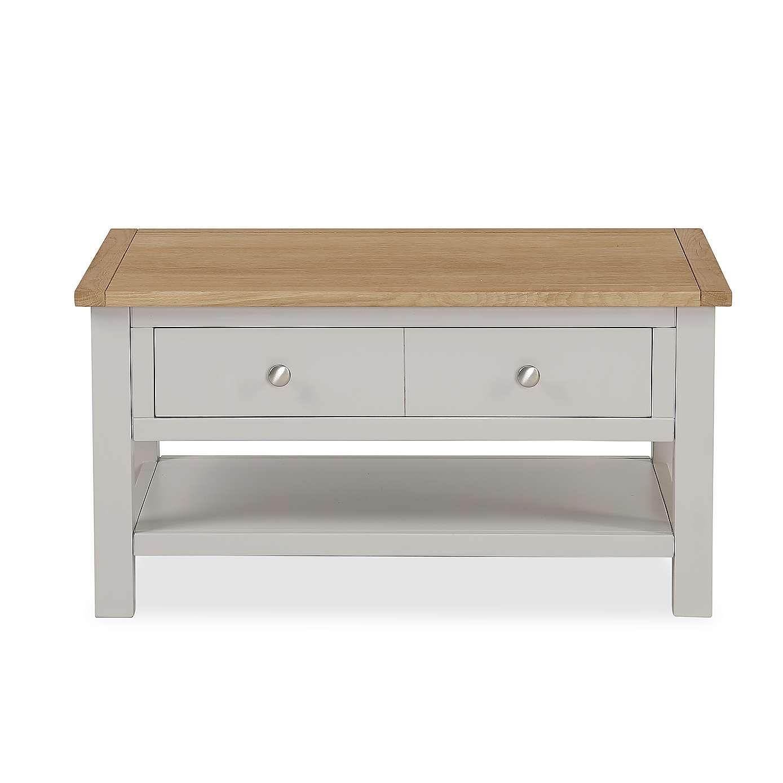 Bromley Grey Coffee Table Grey Wood Coffee Table Living Room