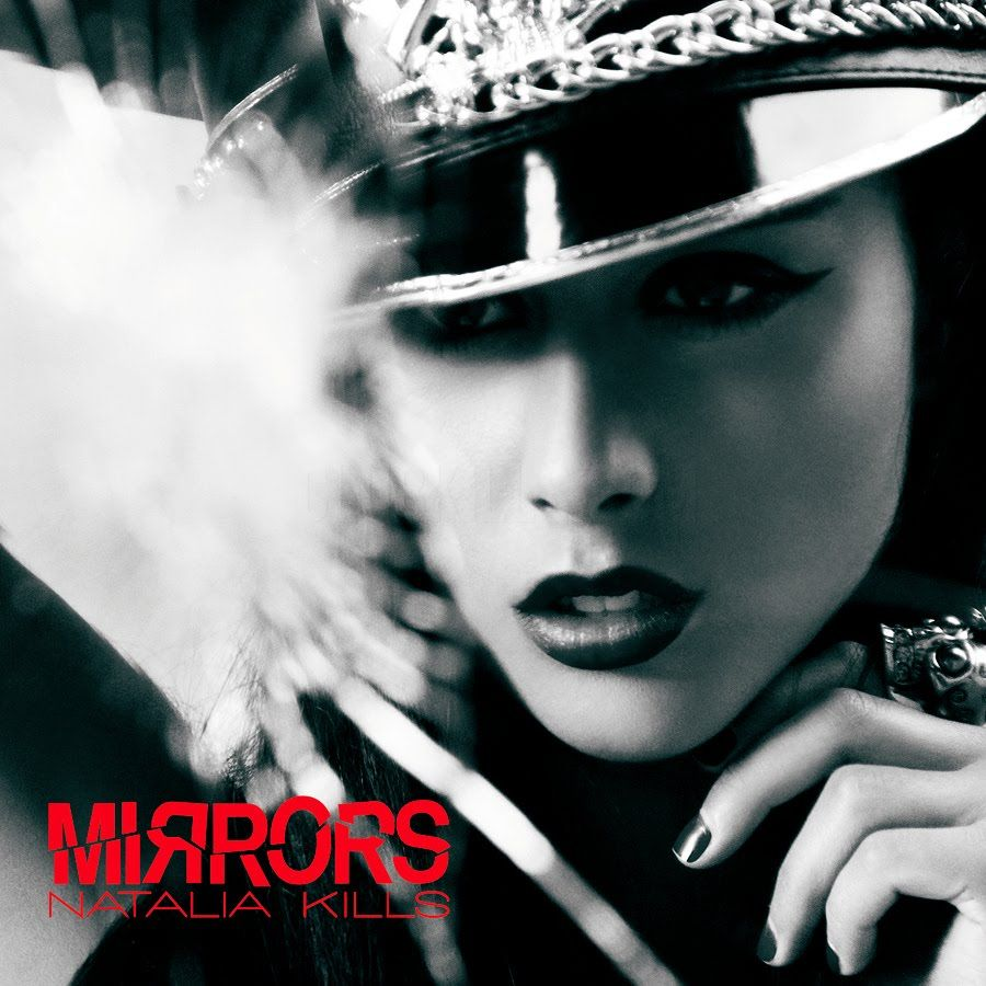 Natalia Kills – Mirrors (single cover art)