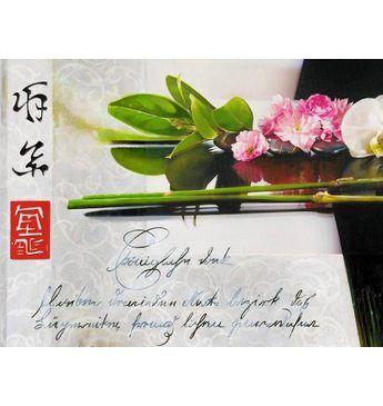 Feng Shui Bilder home affaire deco board feng shui black 80 60 cm jetzt bestellen