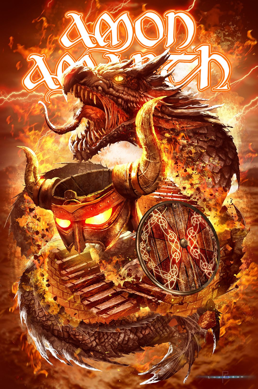 Pin By Kyle Mccoy On Tattoo Designs Amon Amarth Amon Heavy