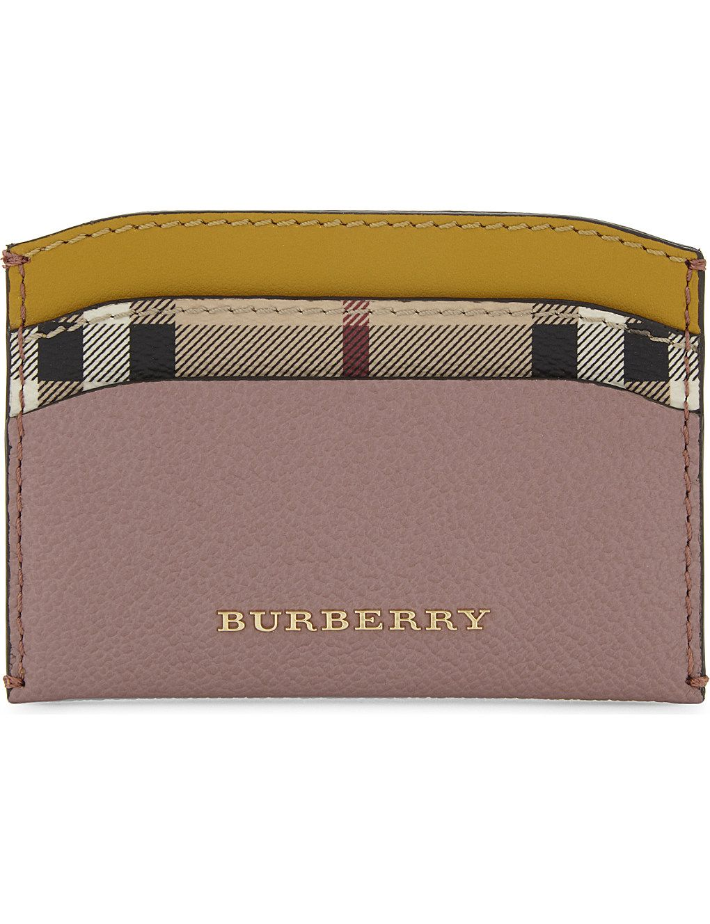 burberry card holders