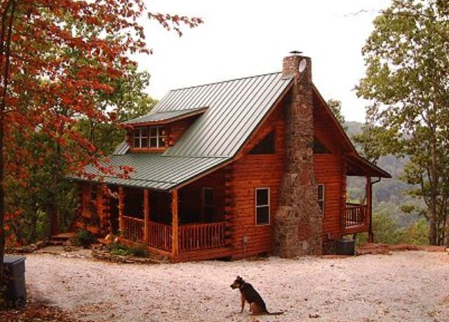 Beau Ozark Bluff Dwellers Cabins In Jasper, Arkansas   We Stayed In The Cherokee  Cabin For