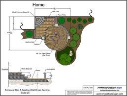 Blueprint 1 outdoor living blueprints pinterest landscape blueprint 1 malvernweather Images