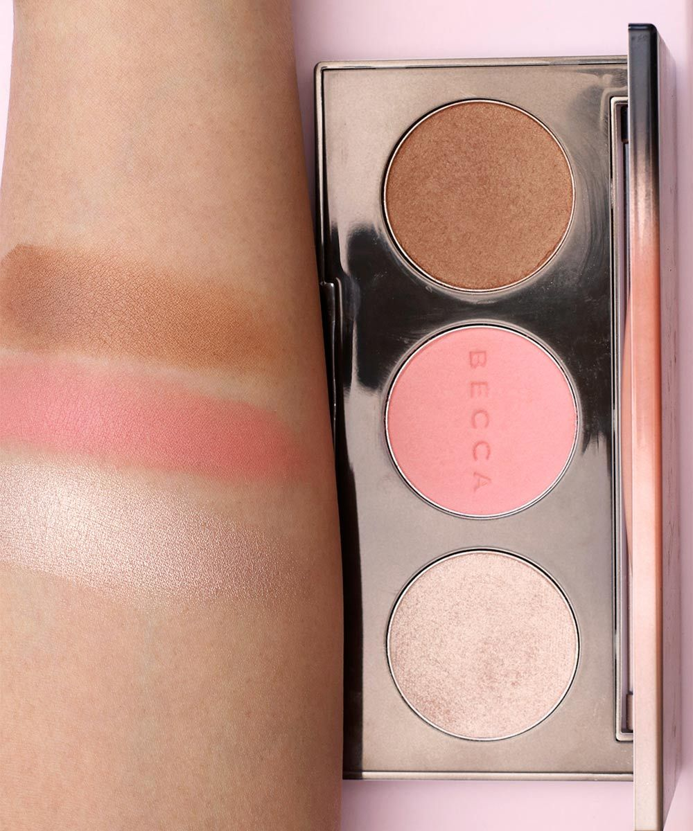 BECCA Sunchaser Palette: Those Warm Colors Look Lovely on Toasty ...