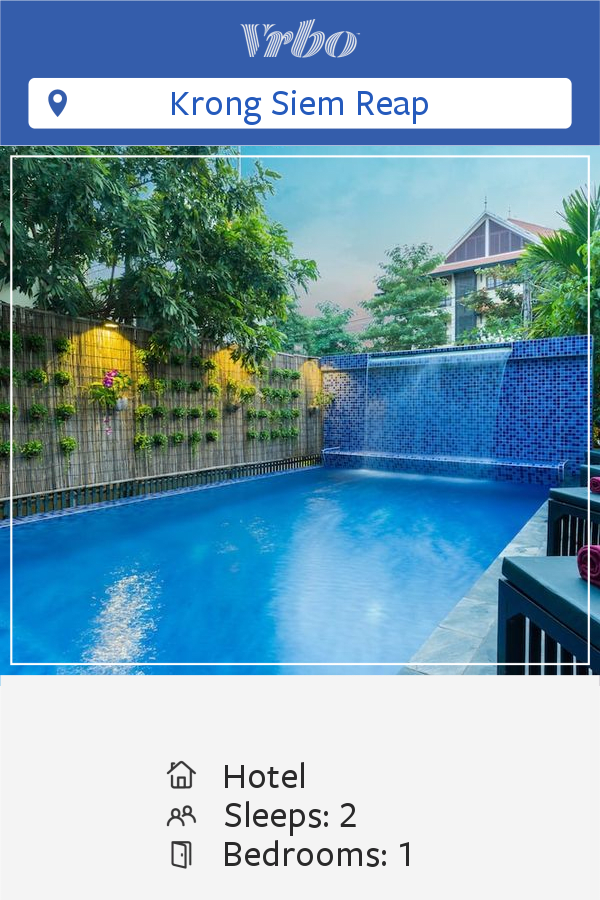 Vacation Hotel in Krong Siem Reap