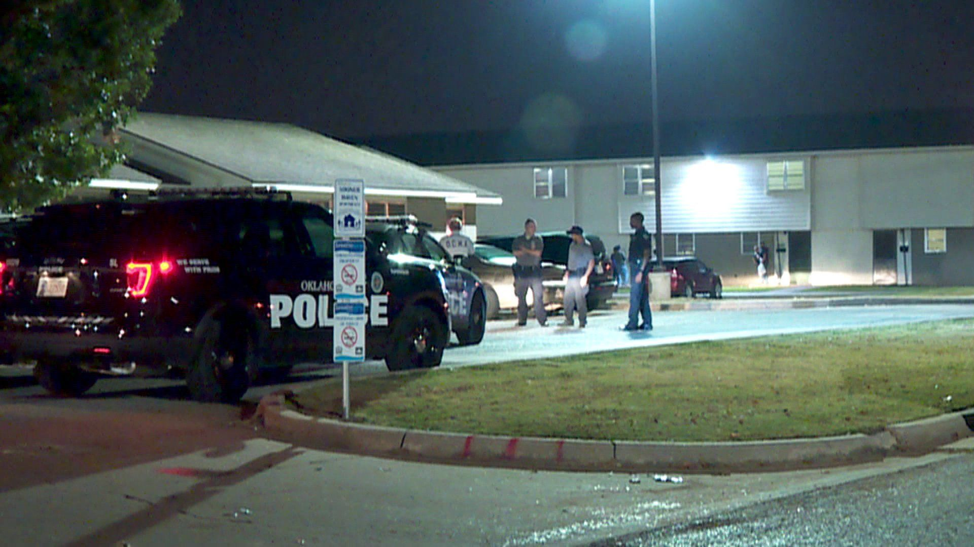 Shoot in N.E. Oklahoma City sends one to the hospital