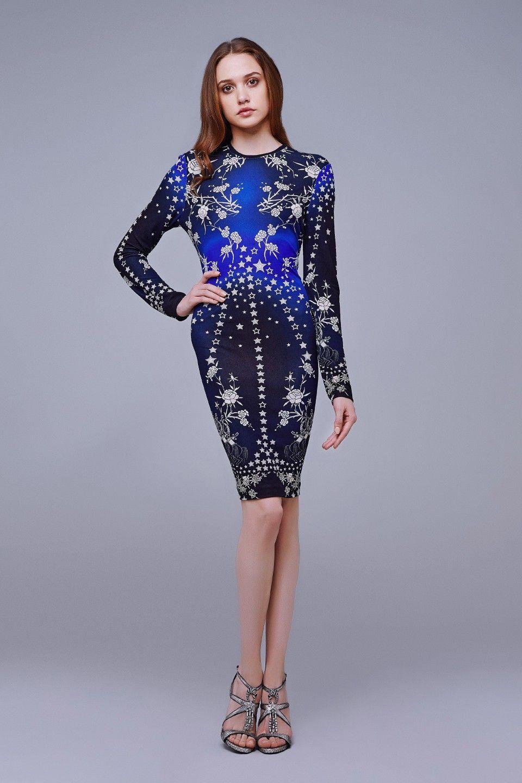 Just Cavalli Woman Printed Jersey Maxi Dress Green Size 40 Just Cavalli 4P0FP