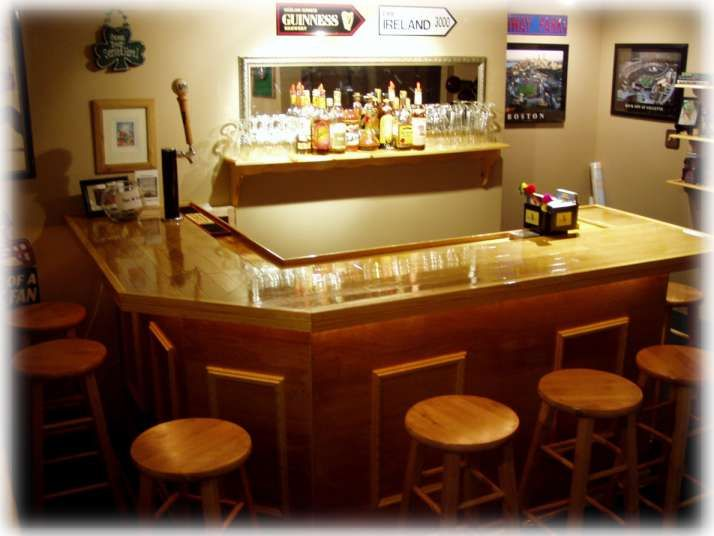 45barfront Jpg 714 536 Pixels Home Bar Plans Bar Plans Bar Furniture Design