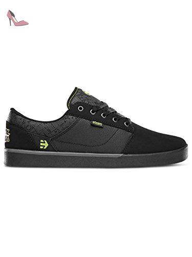 Etnies Jameson Vulc, Chaussures de Skateboard Homme, Noir (Black/White 976), 48 EU