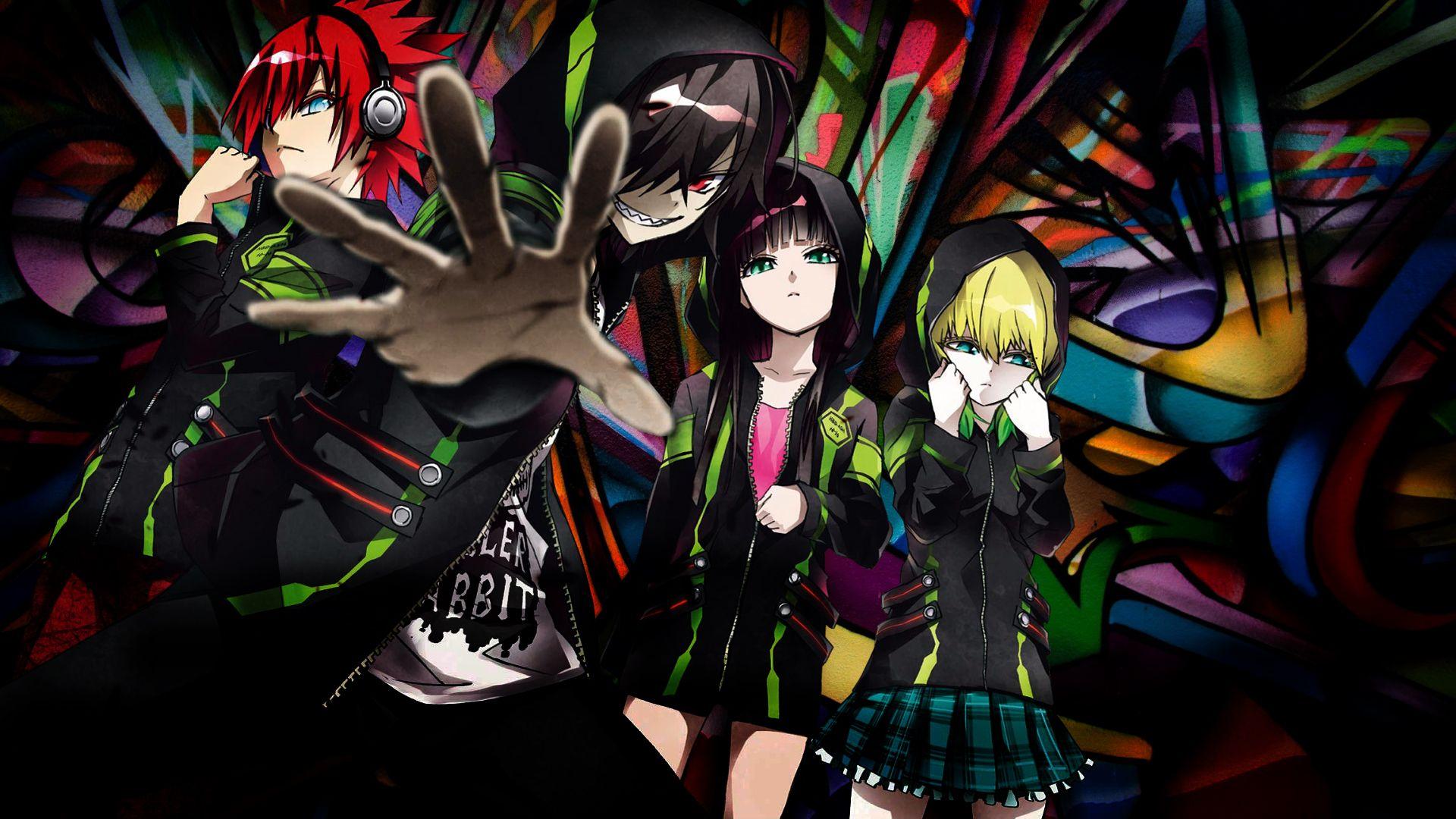 Anime 1920x1080 anime Twin Star Exorcists Sousei no
