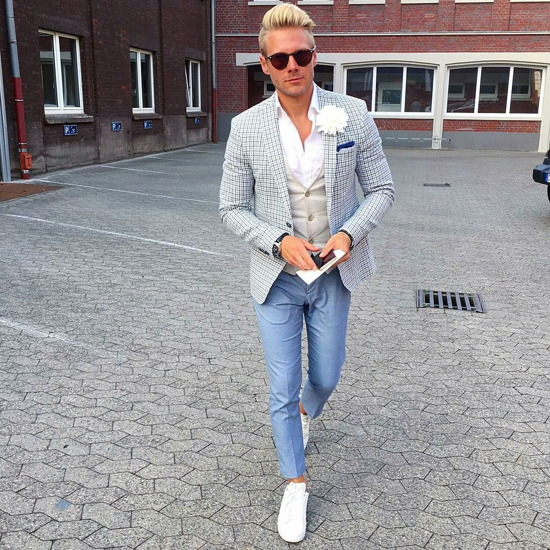 984c94fc6754f how to dress up your sneakers Men Style Tips