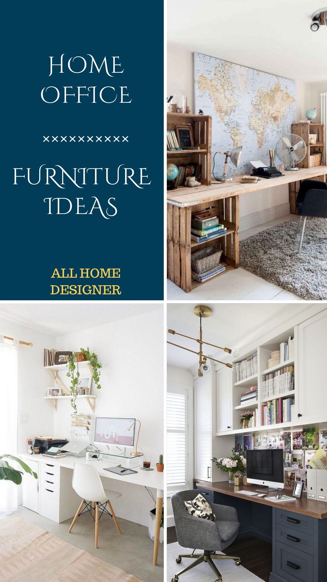 Home Office Furniture Ideas Home Office Home Office Design Small Home Offices