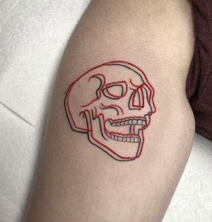 , Tattoo Wolf Schädel Künstler 35 Ideen, My Tattoo Blog 2020, My Tattoo Blog 2020