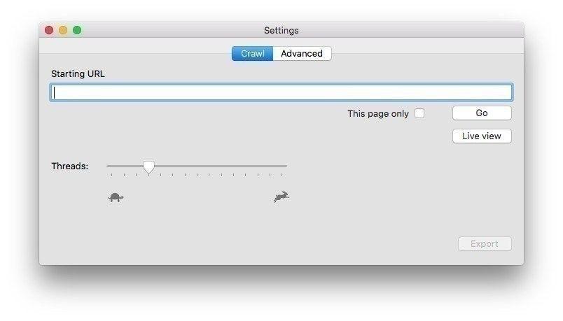 WebScraper 3.0.2 for Mac 破解版 网站数据提取工具 海量