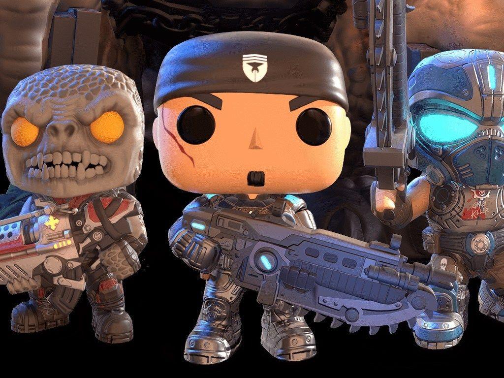 Gears Pop! Gears of War video game to launch on Windows 10