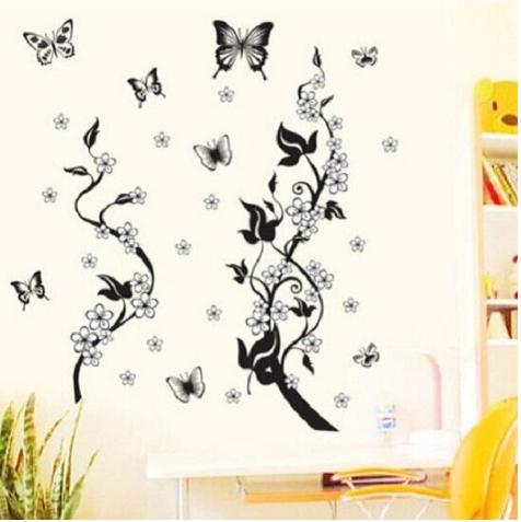 70X50CM DIY Wall Stickers Home Decor Flowers Butterfly Removable Wall Paper Stickers Art#wallpaper #wallpapers #wallpapermurah #interiordesign #d #wallpaperdinding #homedecor #design #art #interior #wallpapersticker #like #photography #follow #love #wallpaperdecor #decor #anime #tumblr #wallsticker #wallpaperjakarta #wallpaperdindingmurah #dekorasirumah #walldecor #aesthetic #wallcovering #wallstickermurah #wallpapercantik #jualwallpaper #bhfyp #walldecor  aesthetic, Home Decor Sticker #butterfl