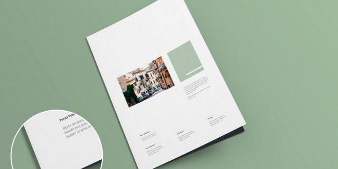 20 Free Catalog Brochure Mockup Templates In Psd Psd Files