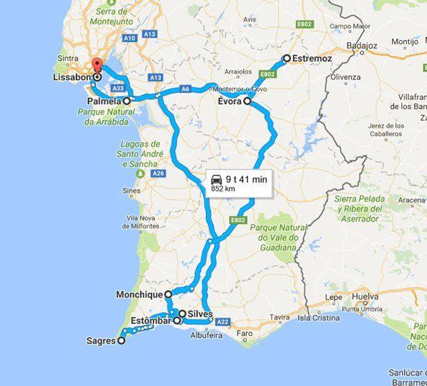 Pousadas Of Portugal Portugal Fdm Travel Giver Rad Til En