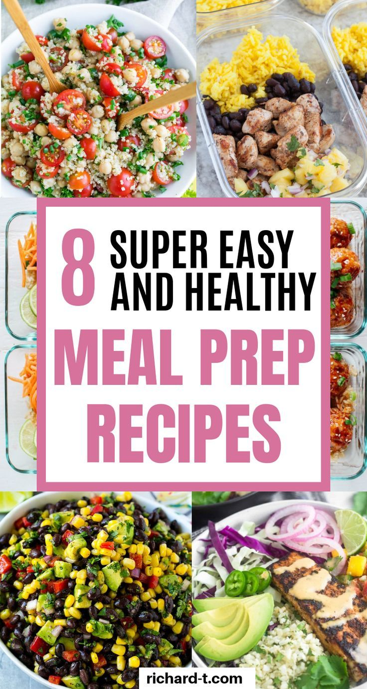 8 Meal Prep Recipes Everyone Should Try At Least Once Fittness