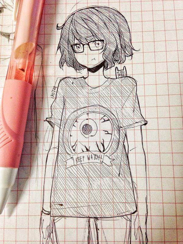 55 Beautiful Anime Drawings Cuded Copic Draw Art Drawings Art