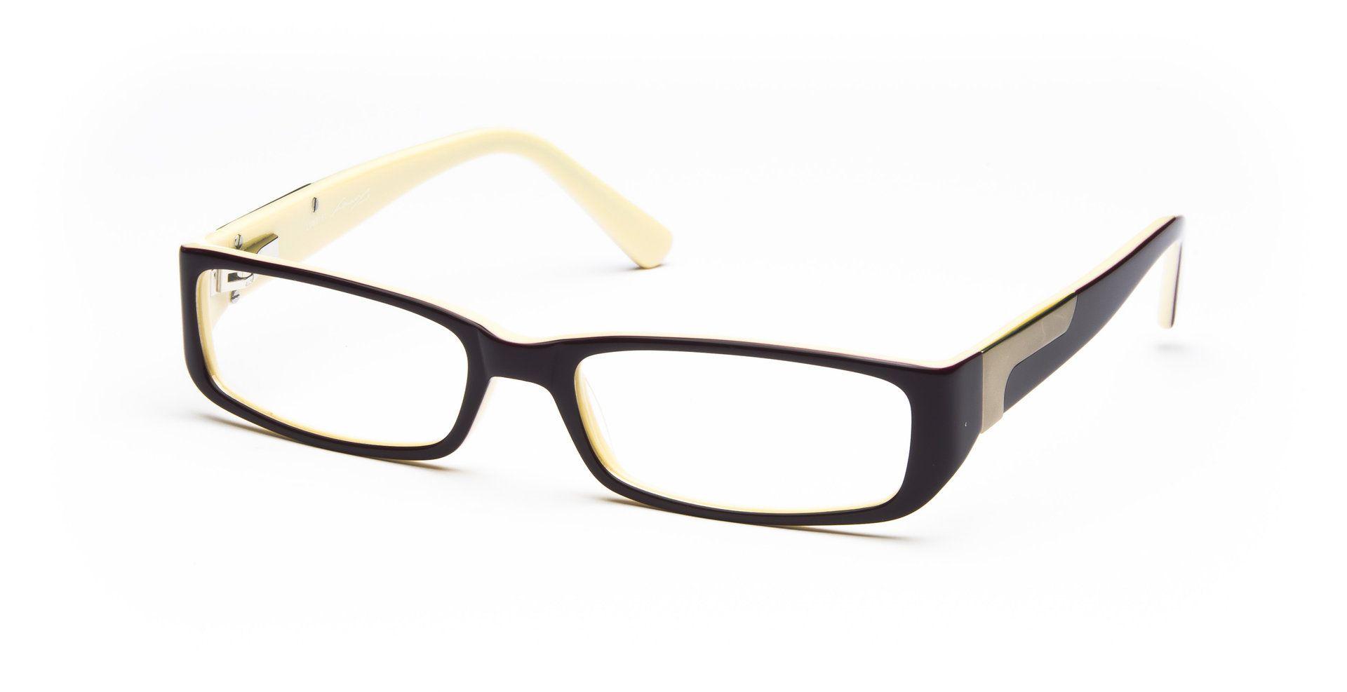 Lennox Eyewear Shajor Lila/Natur - Damenbrillen | Colortrends - Die