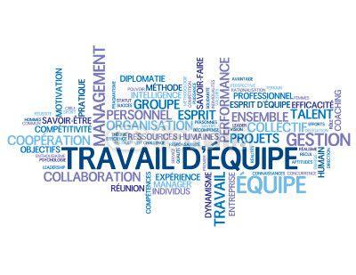 L Esprit D Equipe Appelle Une Unite Une Cohesion Et Une Solidarite Parmi Ses Membres Une Equipe Est Une Relationship Management Management Tech Company Logos