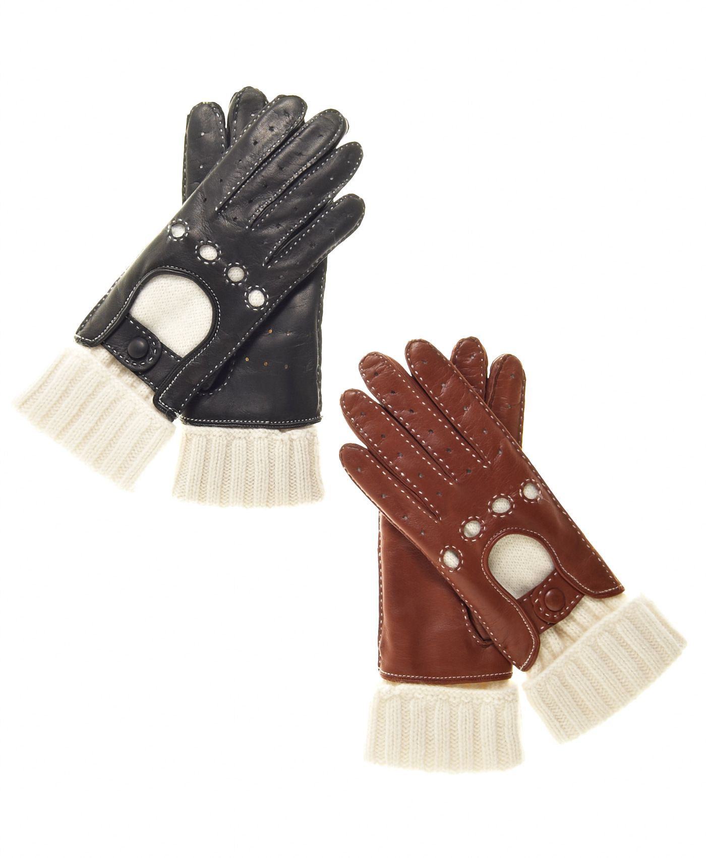 Mens leather driving gloves australia - Gallery Of Lined Leather Driving Gloves