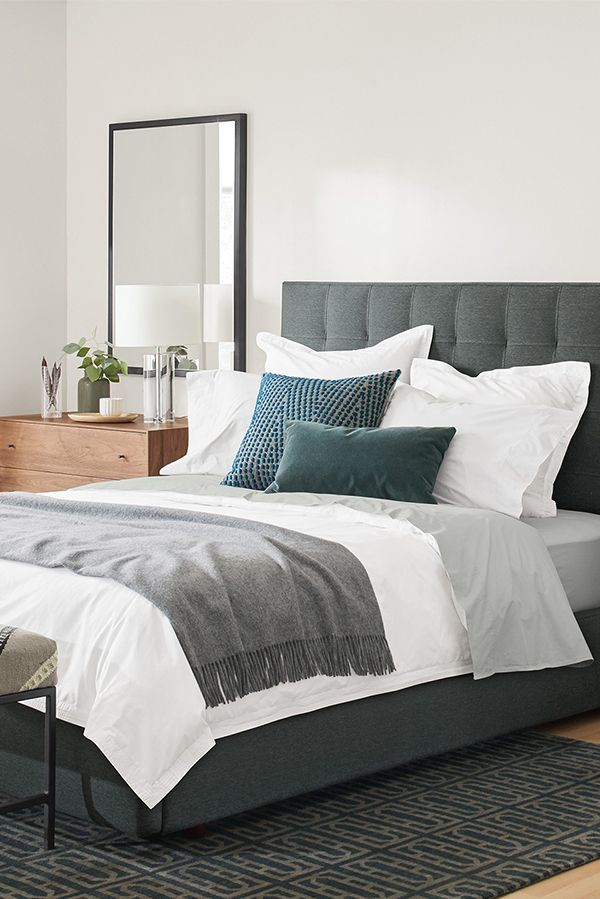Avery Bed - Modern & Contemporary Beds - Modern Bedroom Furniture - Room & Board