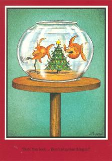 Bob, you fool! Don't plug that thing in! Gary Larson-The Far Side | Christmas humor, Christmas ...
