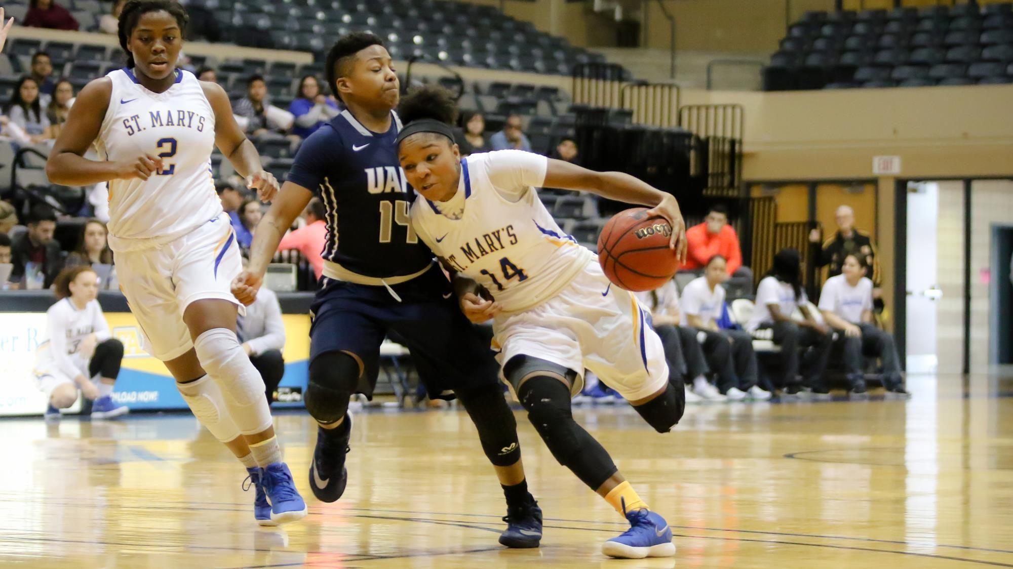 Stmu Women S Basketball Victorious In Season Opener Womens Basketball Team Effort Basketball