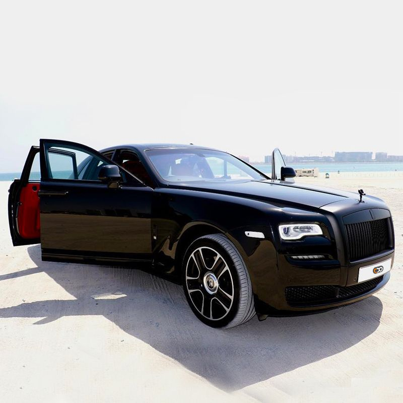 Drive The Rolls Royce Ghost Series 2 In Dubai 😎🇦🇪 For Only